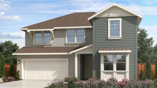 RESIDENCE FOUR - Tracy Hills - Amber: Tracy, California - Lennar
