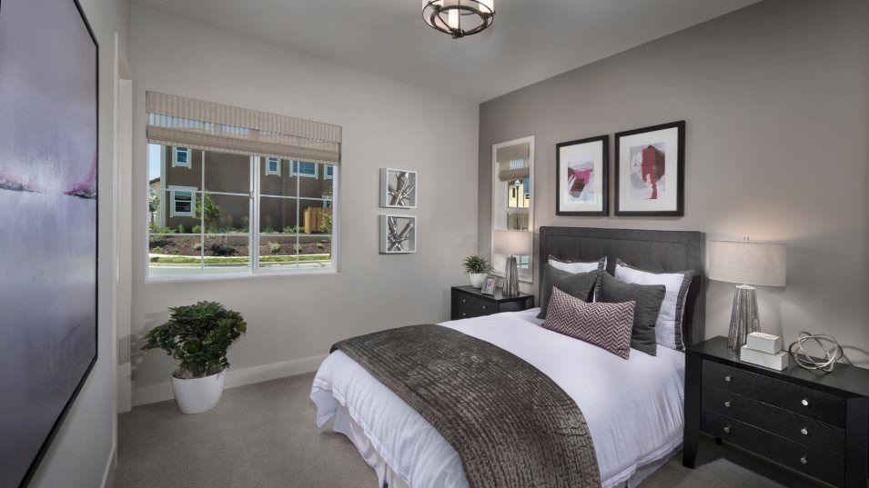 Bedroom featured in the RESIDENCE ONE By Lennar in Stockton-Lodi, CA