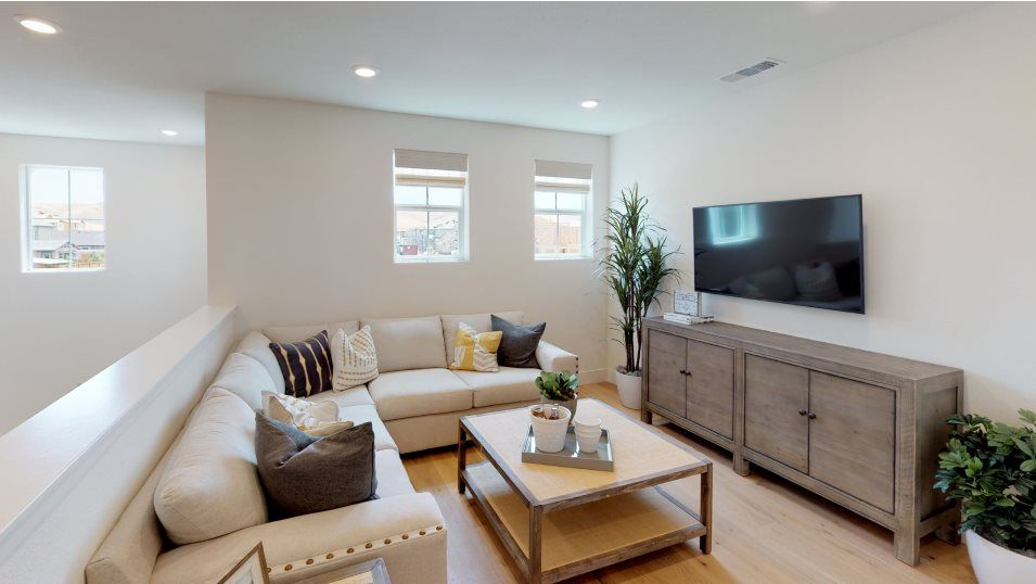 Living Area featured in the RESIDENCE THREE By Lennar in Stockton-Lodi, CA