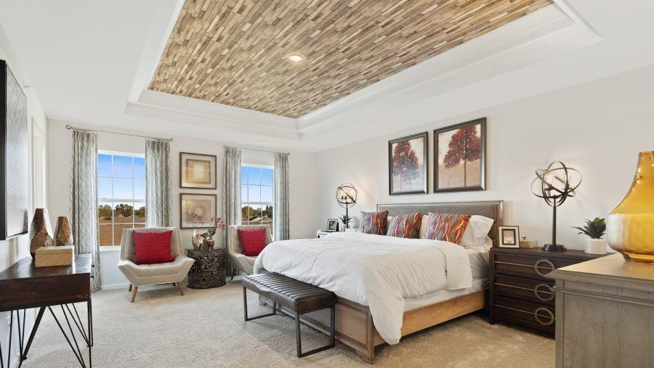 Bedroom featured in the Dunmore By Lennar in Chicago, IL