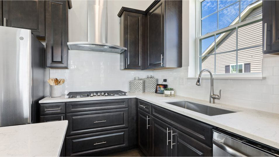 Kitchen featured in the Florence By Lennar in Chicago, IL