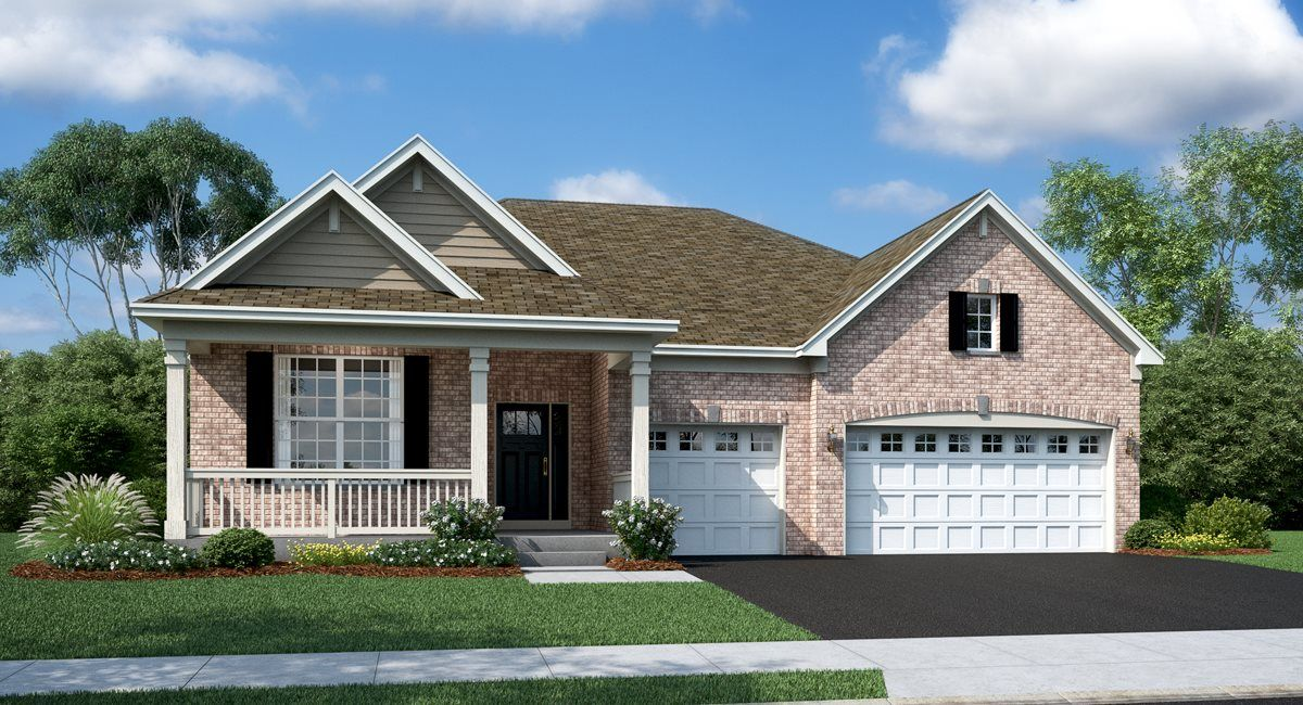 Exterior featured in the Ridgefield By Lennar in Chicago, IL
