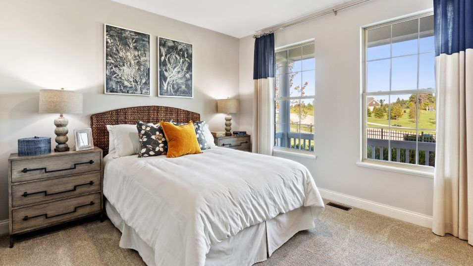Bedroom featured in the Matisse By Lennar in Chicago, IL