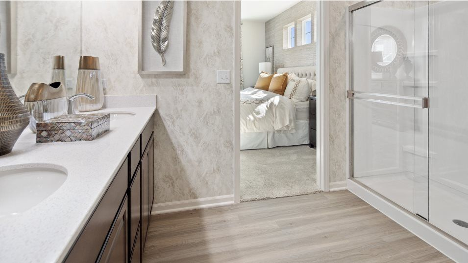 Bathroom featured in the Napa By Lennar in Chicago, IL