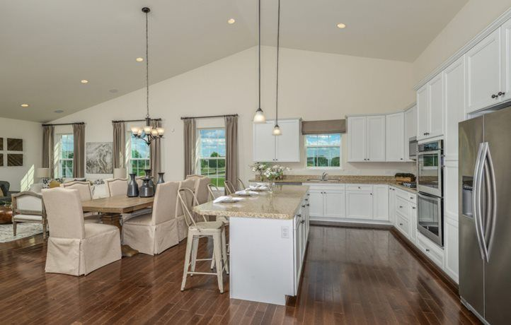 Kitchen featured in the Sonoma By Lennar in Chicago, IL
