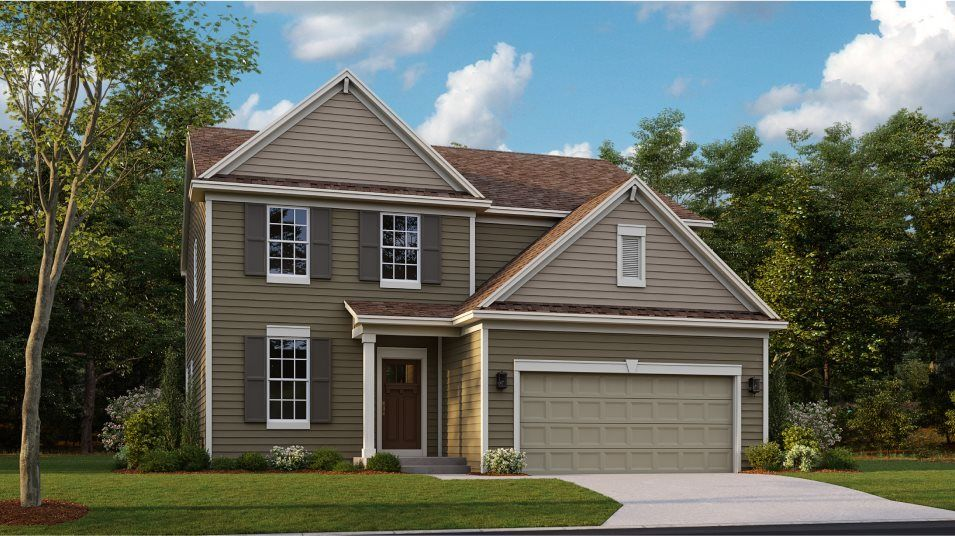 Exterior featured in the Bryce By Lennar in Chicago, IL