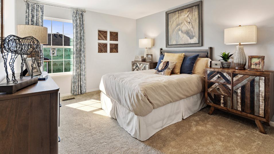 Bedroom featured in the Mesa Verde By Lennar in Chicago, IL