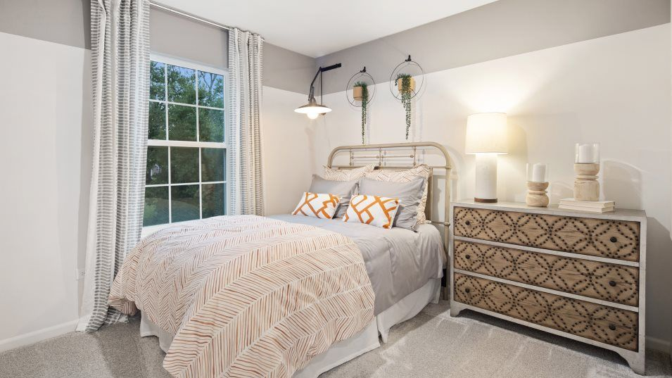 Bedroom featured in the Aberdeen By Lennar in Chicago, IL