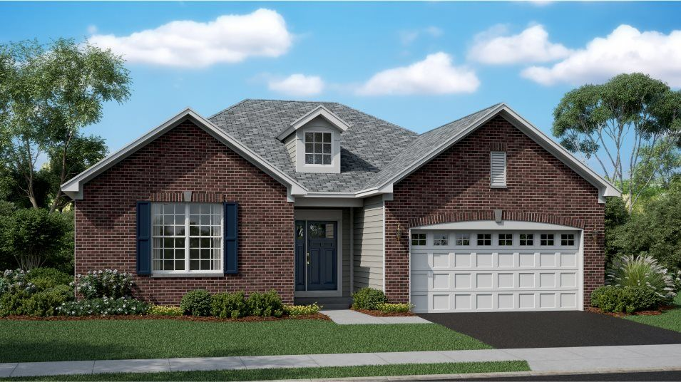 Exterior featured in the Siena By Lennar in Chicago, IL