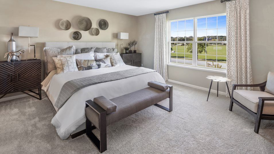 Bedroom featured in the Victoria By Lennar in Chicago, IL