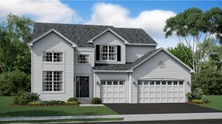 Raleigh - Legend Lakes: McHenry, Illinois - Lennar