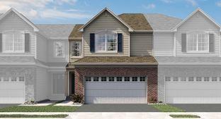 Everton II - Raintree Village - Townhomes: Yorkville, Illinois - Lennar