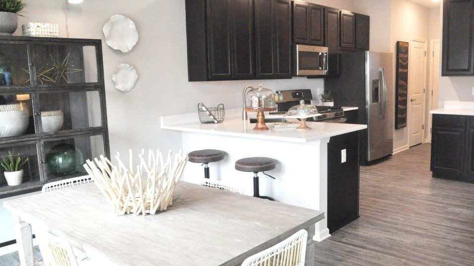 Kitchen featured in the Everton II By Lennar in Chicago, IL
