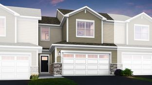 Marianne - Crossings of Mundelein - Traditional Townhomes: Mundelein, Illinois - Lennar