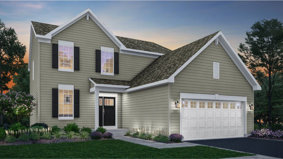 Exterior featured in the Brooklyn By Lennar in Chicago, IL