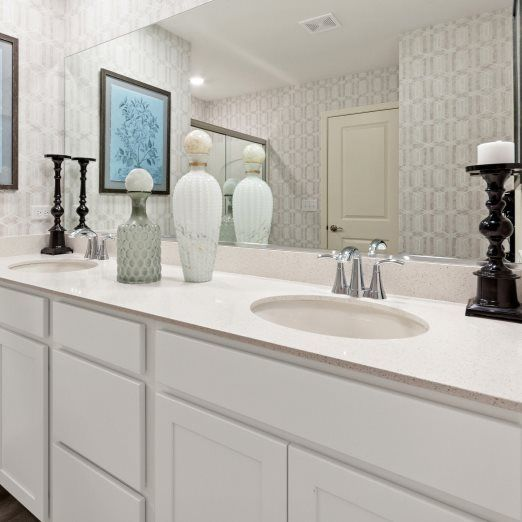 Bathroom featured in the Brooklyn By Lennar in Chicago, IL