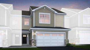 Charlotte - Park Pointe - Traditional Townhomes: South Elgin, Illinois - Lennar