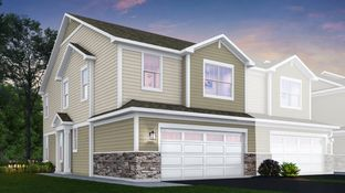 Darcy - Park Pointe - Traditional Townhomes: South Elgin, Illinois - Lennar