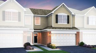 Marianne - Legend Lakes Townhomes: McHenry, Illinois - Lennar