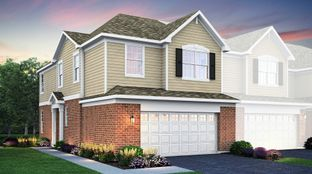 Darcy - Legend Lakes Townhomes: McHenry, Illinois - Lennar