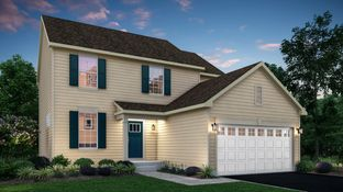 Ontario - Rose Garden Estates - Single Family: Cedar Lake, Illinois - Lennar