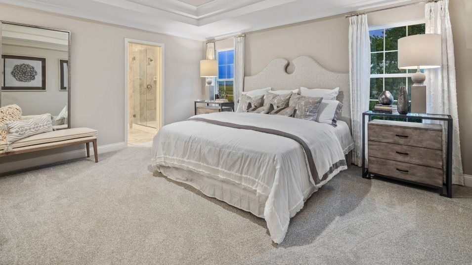 Bedroom featured in the Galveston By Lennar in Gary, IN