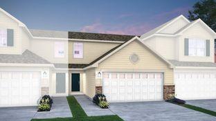 Claire ei - Rose Garden Estates - Townhomes: Cedar Lake, Indiana - Lennar