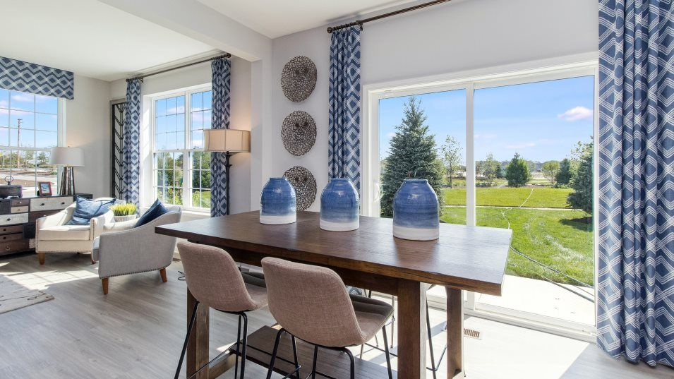 Living Area featured in the Davis By Lennar in Gary, IN