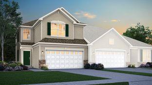 Dunham II - Heather Ridge - Duplex: Crown Point, Indiana - Lennar
