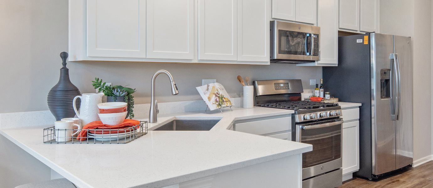 Kitchen featured in the Dunham II By Lennar in Gary, IN