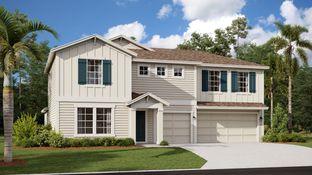 Bradley - Stoneybrook Hills - Summerhill Estates / Hillside Green: Mount Dora, Florida - Lennar