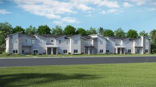 Sabal Palm - ChampionsGate - Luxury Resort Townhomes: Davenport, Florida - Lennar
