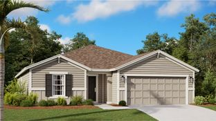 Hartridge - Storey Creek - Estate Collection: Kissimmee, Florida - Lennar