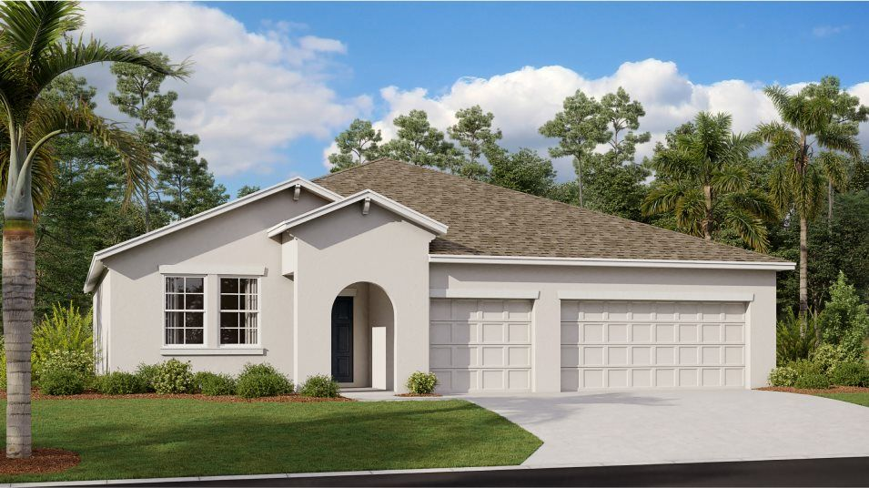 Exterior featured in the Phoenix By Lennar in Orlando, FL