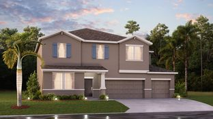 Helena - Old Hickory - Westfield Collection: Saint Cloud, Florida - Lennar