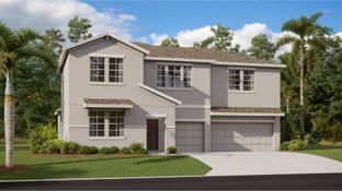 Cheyenne - Old Hickory - Westfield Collection: Saint Cloud, Florida - Lennar