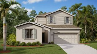 Finley - Old Hickory - Westfield Collection: Saint Cloud, Florida - Lennar