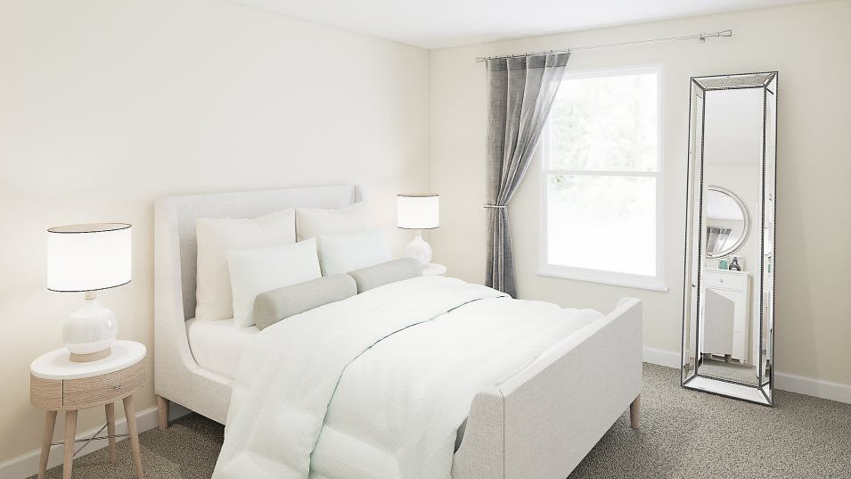 Bedroom featured in the Liberation By Lennar in Orlando, FL