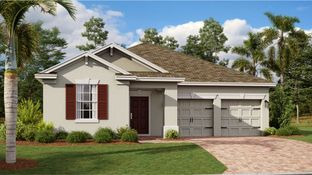 Eastham - Tuskawilla Crossings - Manor: Winter Springs, Florida - Lennar