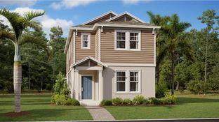 Sage - Waterside - The Cove: Winter Garden, Florida - Lennar