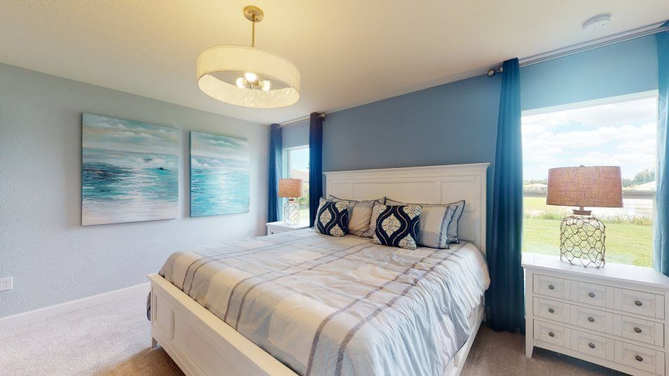 Bedroom featured in the Harrisburg By Lennar in Martin-St. Lucie-Okeechobee Counties, FL
