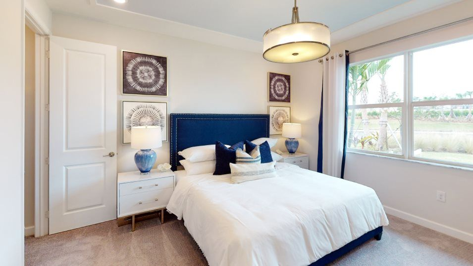 Bedroom featured in the Jacaranda By WCI in Melbourne, FL