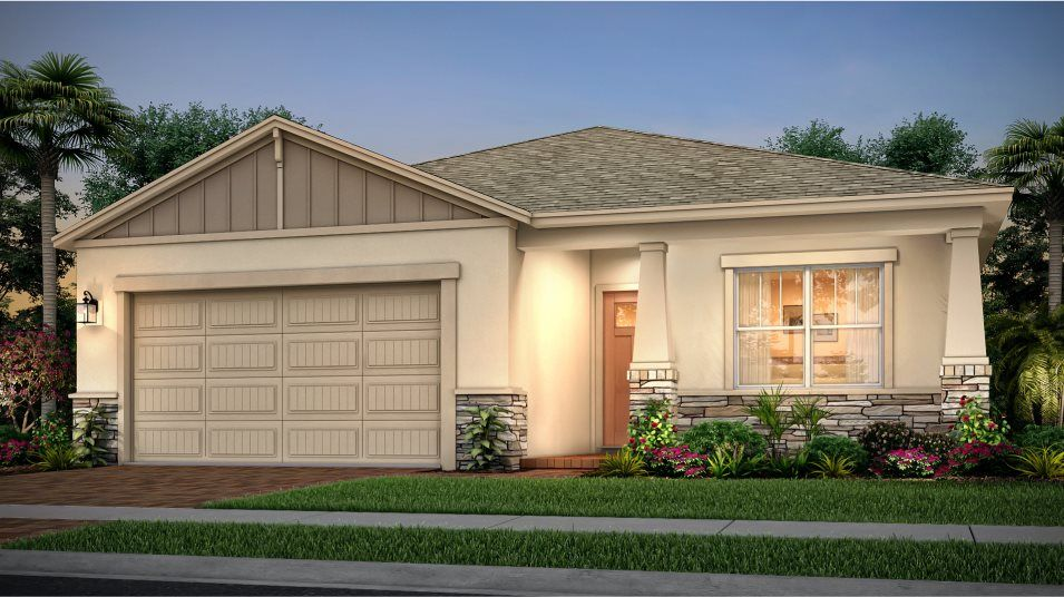 Exterior featured in the Bimini By Lennar in Martin-St. Lucie-Okeechobee Counties, FL