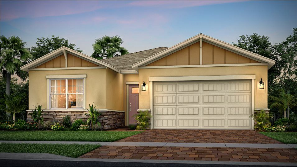 Exterior featured in the Sophia By Lennar in Martin-St. Lucie-Okeechobee Counties, FL