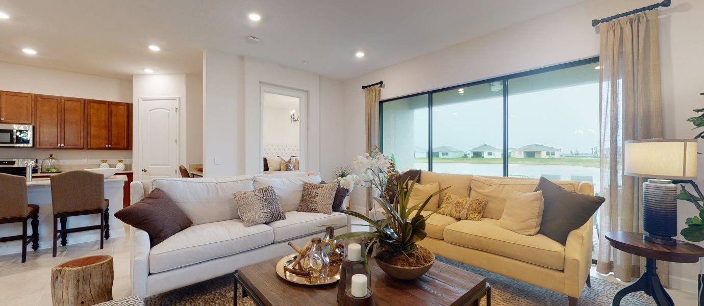 Living Area featured in the Sophia By Lennar in Martin-St. Lucie-Okeechobee Counties, FL