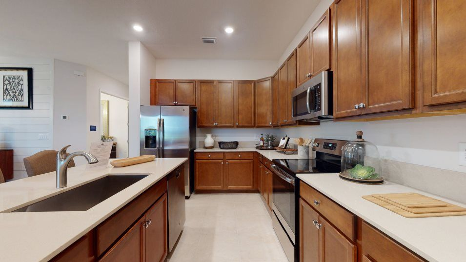 Kitchen featured in the Sophia By Lennar in Martin-St. Lucie-Okeechobee Counties, FL