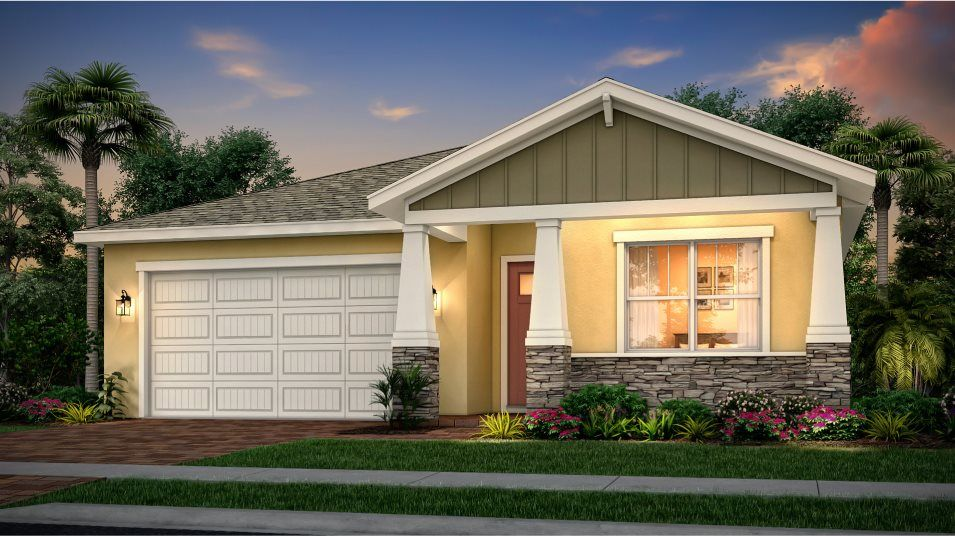 Exterior featured in the Freeport By Lennar in Martin-St. Lucie-Okeechobee Counties, FL