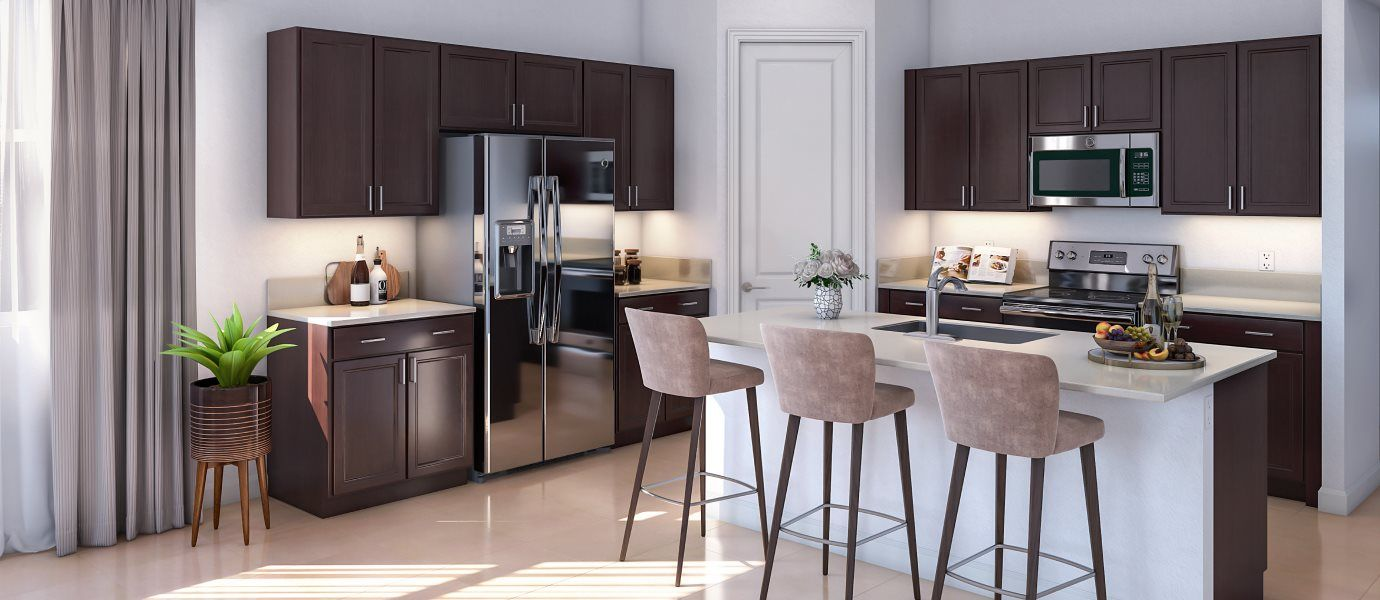 Kitchen featured in the Freeport By Lennar in Martin-St. Lucie-Okeechobee Counties, FL