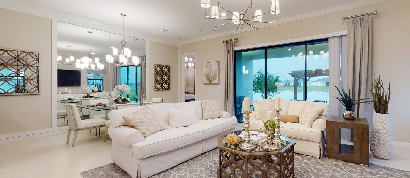Living Area featured in the Key Largo By Lennar in Martin-St. Lucie-Okeechobee Counties, FL