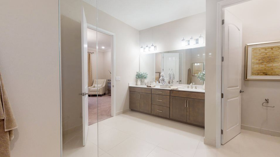 Bathroom featured in the Key Largo By Lennar in Martin-St. Lucie-Okeechobee Counties, FL